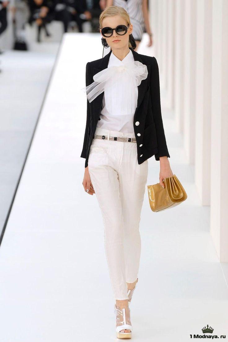 Элегантный стиль Коко Шанель в одежде. Фото модных образов | 1Modnaya.ru