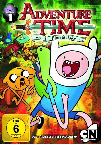 Adventure Time: Abenteuerzeit mit Finn & Jake Staffel 1 / Vol. 1: Amazon.de: Pendleton Ward, Fred Seibert, Larry Leichliter: DVD & Blu-ray