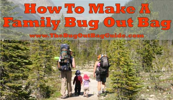Bugging Out With Kids: What to teach and how to pack based on your childrens' ages