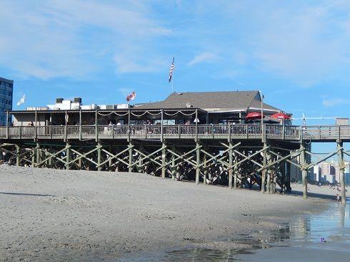 Pier  Restaurant Lounge Myrtle Beach Sc