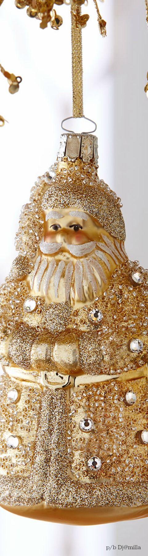 Gold ornament for the Golden Girl
