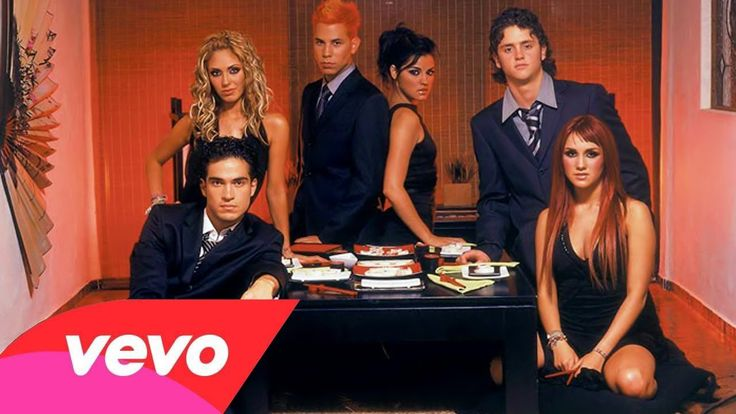 RBD - Nuestro Amor (Official Video) HD