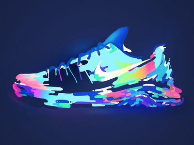 Nike Kd 8 Neon