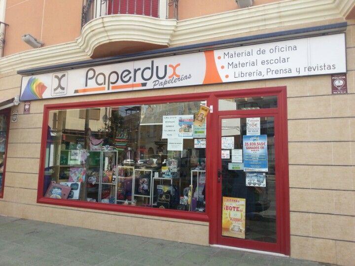 Papelería Paperdux en Benahadux, Andalucía