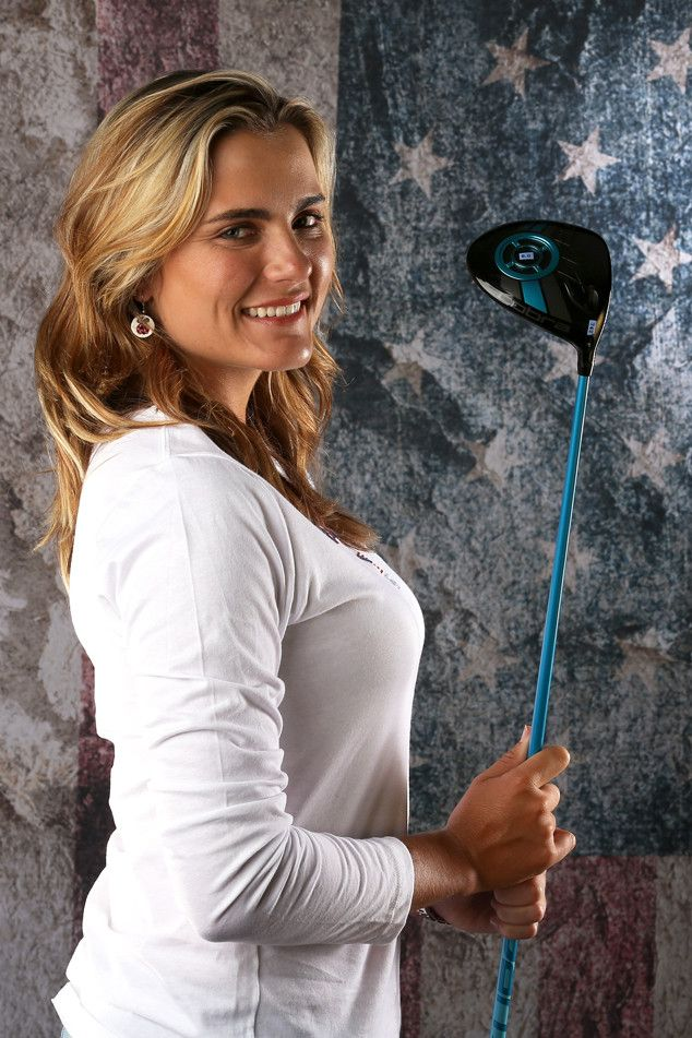 Lexi Thompson from 2016 U.S. Olympic Portraits  Golfer