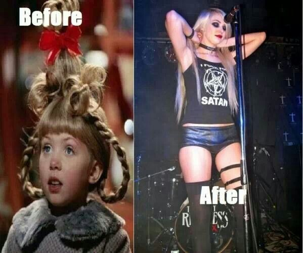 Oh Cindy Lou!