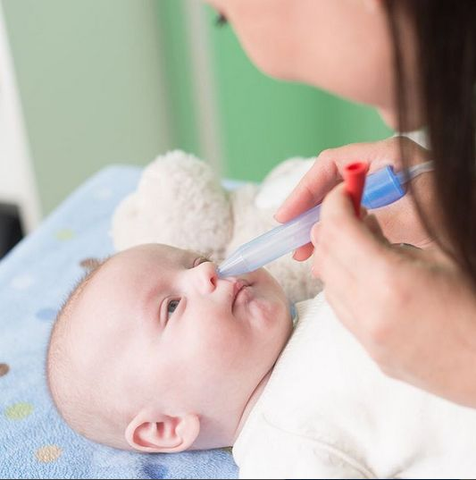 If your baby has stuffed nose then Nosefrida Nasal Aspirator is just like a magic for your baby. It removes all mucous from your child nose and helps him/her to sleep better.