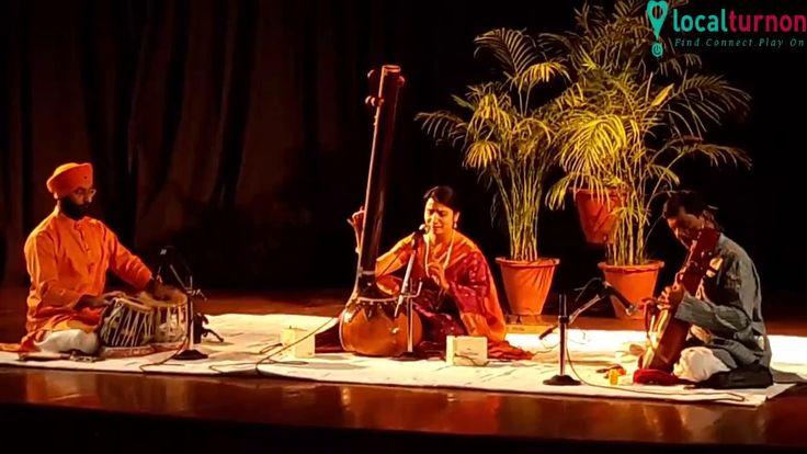 Best of Classical by Ashvini Modak  Localturnon as part of its #MUSICINURCITY #series shares glimpses of a powerful performance by #ashvini #modak at the #IIC #Delhi #turnon #music | #turnon #happiness | #turnon #life !