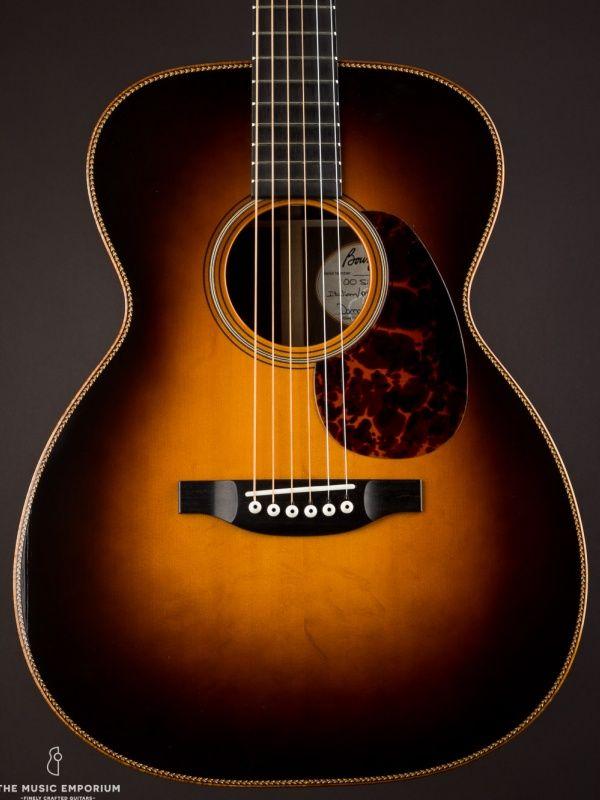 Bourgeois Guitar 00 Db Signature Guitar Acoustic Guitar Acoustic