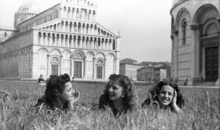 Federico Patellani, Campo dei miracoli 1946