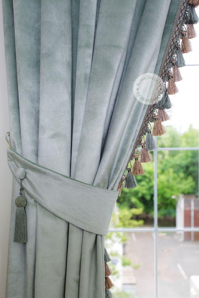 Неоклассика на Автозаводской #curtains #pillow #шторы #портьеры #подушки #шторыдляспальни #спальня #шторыдлядома #шторыдляквартиры #декорокна #дизайнокна #текстильныйдекор #портфолио #portfolio