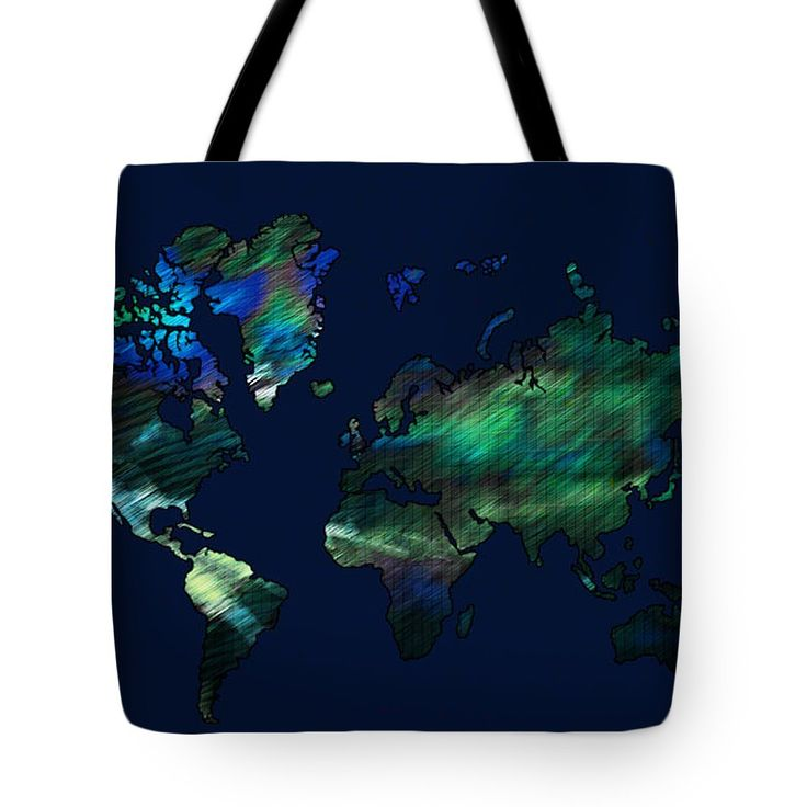 Help save our oceans! Replace the plastic bag with this pretty tote bag!