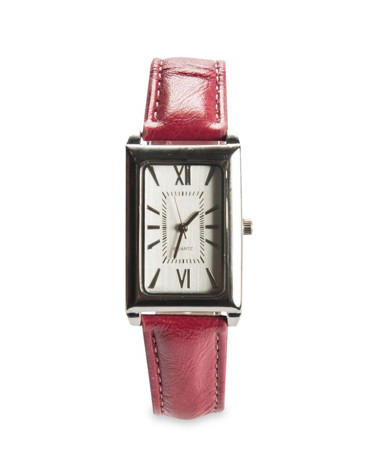 Classic Rectangle Watch