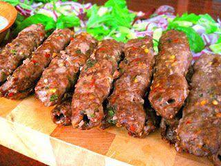 Cupcakeluv: Seekh Kebab