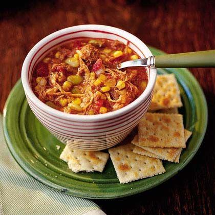 Brunswick Stew Recipe | MyRecipes.com