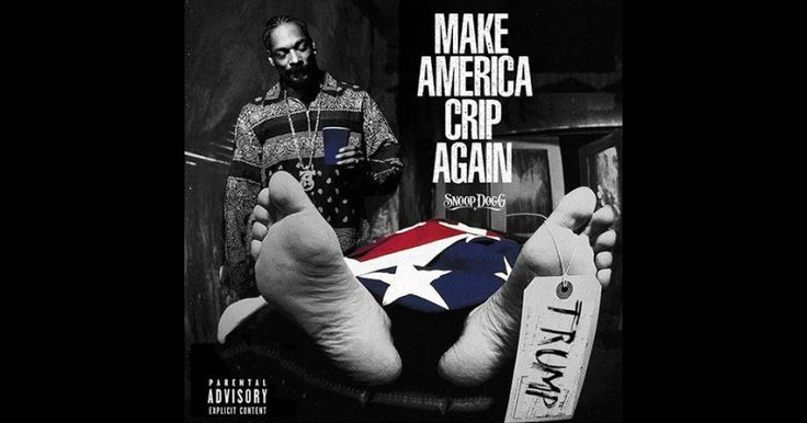 New Snoop Dogg Album Cover Features Image of Dead Trump » Alex Jones' Infowars: There's a war on for your mind!