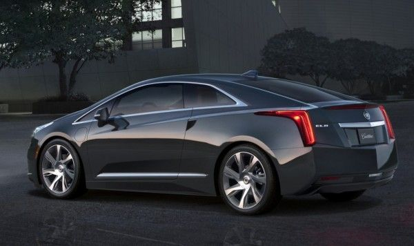 2014 Cadillac ELR Luxury Sedan 600x356 2014 Cadillac ELR Complete Review with Images