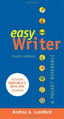 A Writers Reference by Hacker 8th Edition