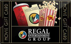 Buy Regal Cinemas gift cards for 19.00% off. Compare discounts from Raise, CardCash, CardPool, SaveYa and GiftCardZen to find the highest rate.