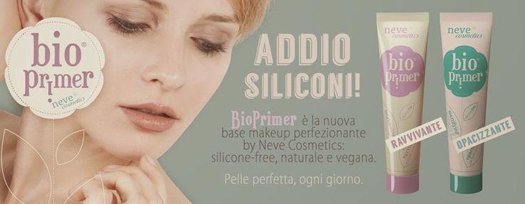 ** Neve Cosmetics - BioPrimer: addio siliconi. **