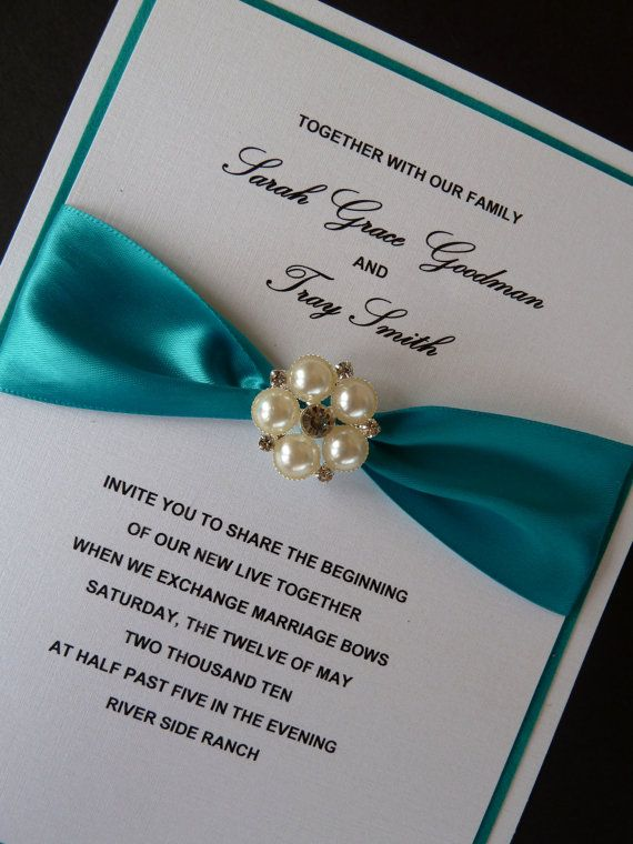 teal wedding invitations 25 best images about teal wedding invitations on 7933