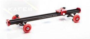 Skyler MiniTrack Video Camera Slider + Rotating Video Dolly