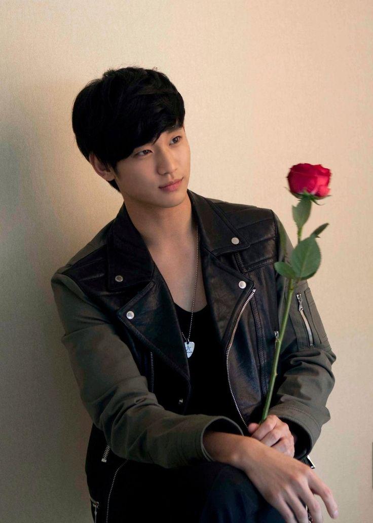 Kim Soo Hyun on @dramafever, Check it out!