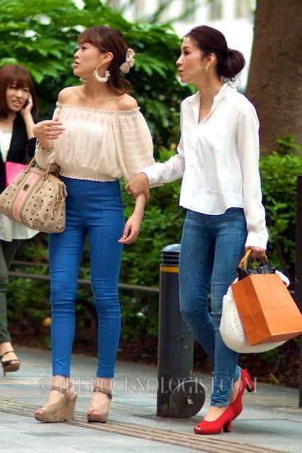 Shopping w/ Moms... Omotesando