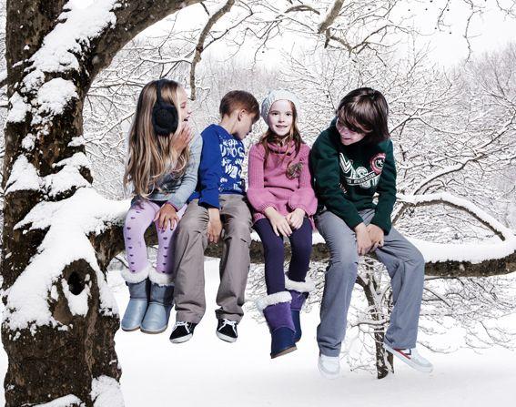 Alouette Winter 2013-14 photoshooting.