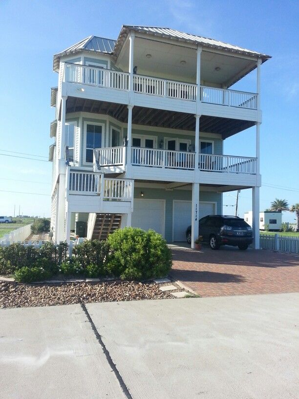 17 best images about texas beach houses on pinterest for Beach house plans galveston