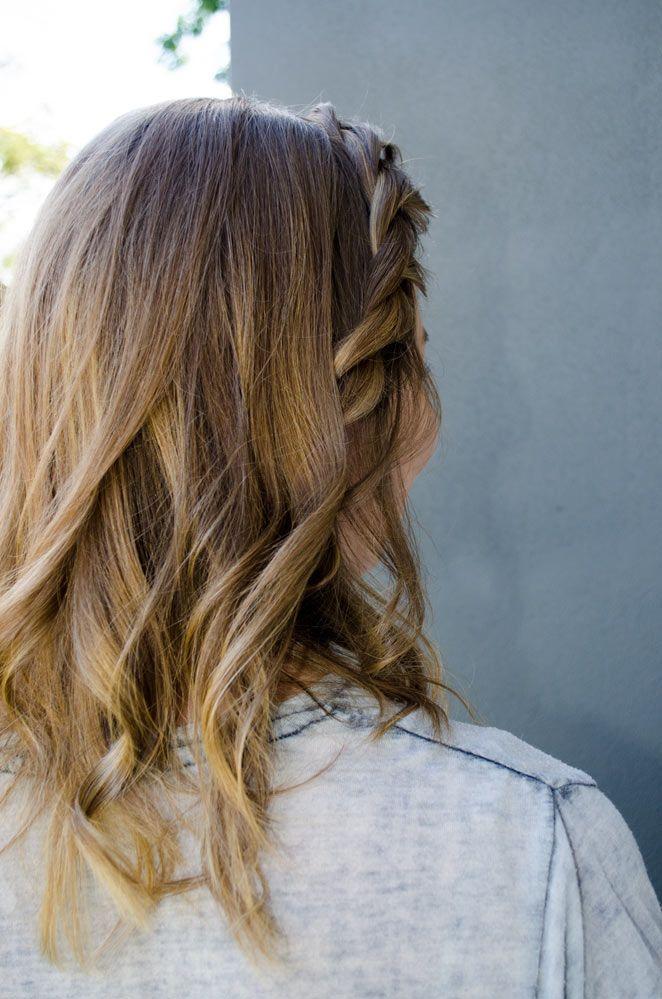 Rope Braid - Boho/ Beach/ Summer hair styles