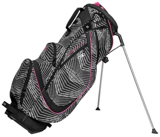 Rictor Ogio Women's Featherlite Luxe Golf Stand Bag available at #lorisgolfshoppe