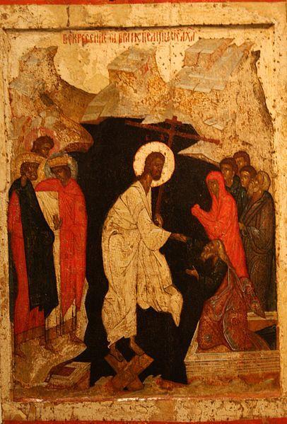 Icons of the Resurrection – Explained