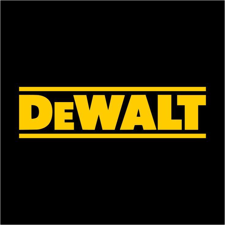 Dewalt Logo Vinyl Decal Logo Car Truck Window Tumbler