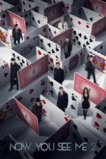 Now You See Me 2 2016 poster