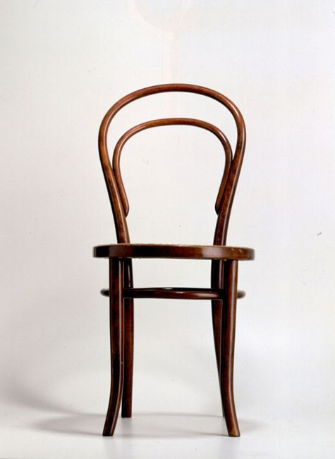 Chapter 19: This chair was designed by Michael Thonet in the 1900's. Art Nouveau