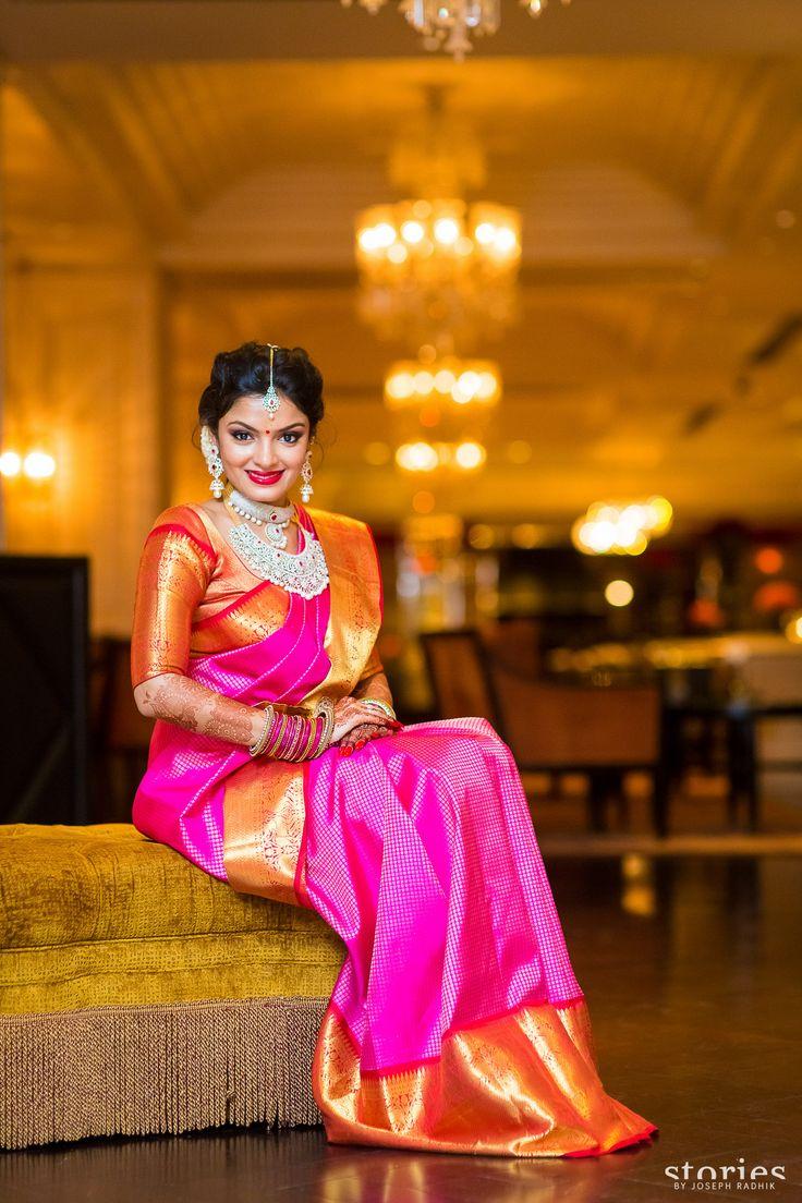 Jyothika traditional sari at shobi wedding saree blouse patterns - Silk Sarees Are Ever Present In Any Woman S Wish List And Wedding Silk Sarees