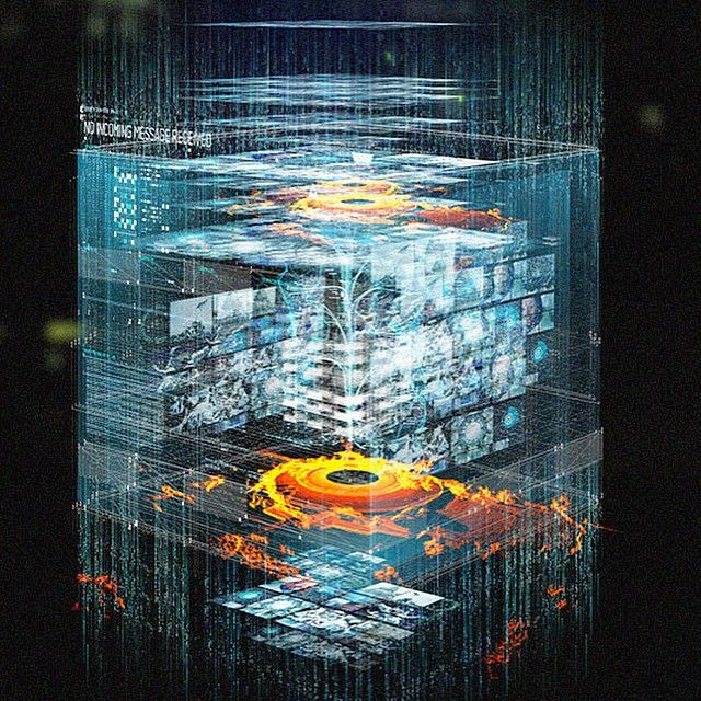 Here is a hologram concept I built out for Prometheus. It was in incredible…