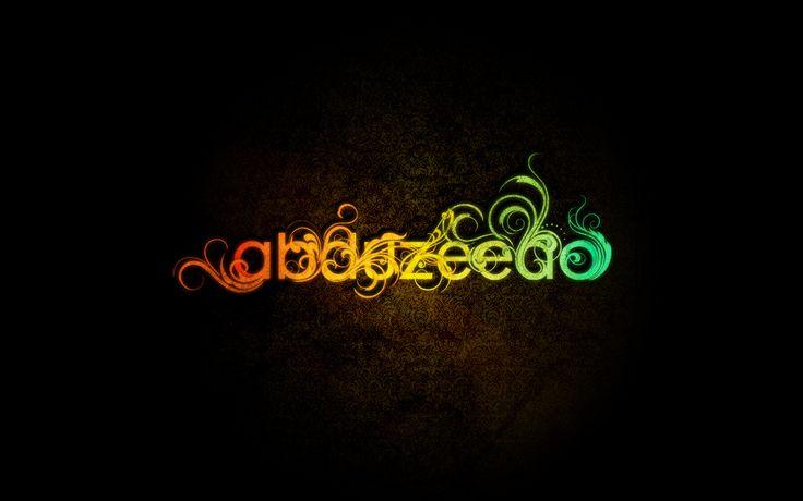 Super Cool Frilly Bits Typography | Abduzeedo Design Inspiration & Tutorials