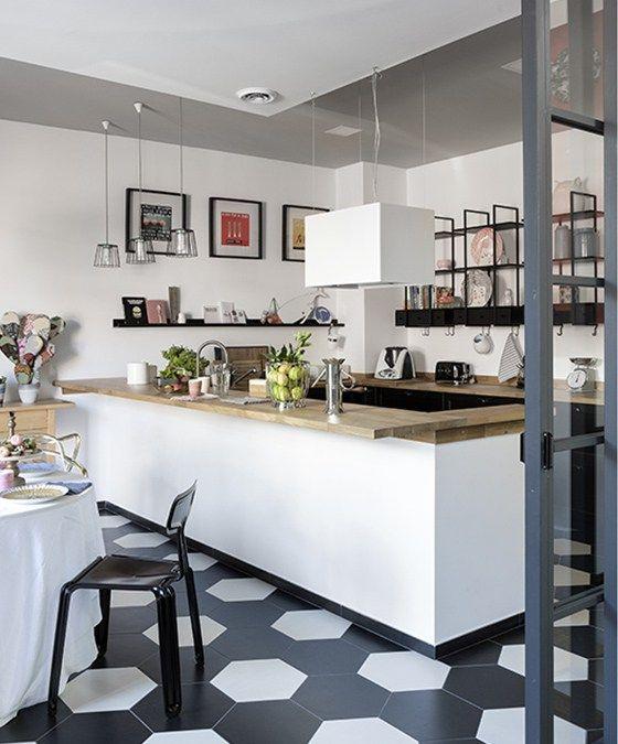 Une maison italienne au design rajeuni inspiration cuisine maison italienne maison et - Deco italienne maison ...
