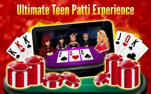 Junglee Teen Patti 3D - screenshot thumbnail