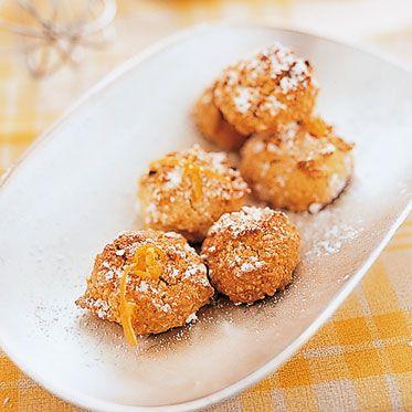 Mandel-Orangen-Plätzchen Rezept | Küchengötter