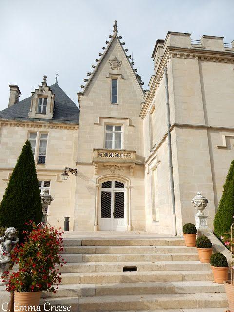 Chateau Pape Clement - a dream experience in Bordeaux, France #luxury #Bordeaux #archive