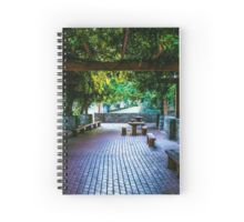 The Sheltered Repose Spiral Notebook