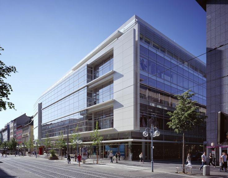 Peek Cloppenburg Department Store Richard Meier