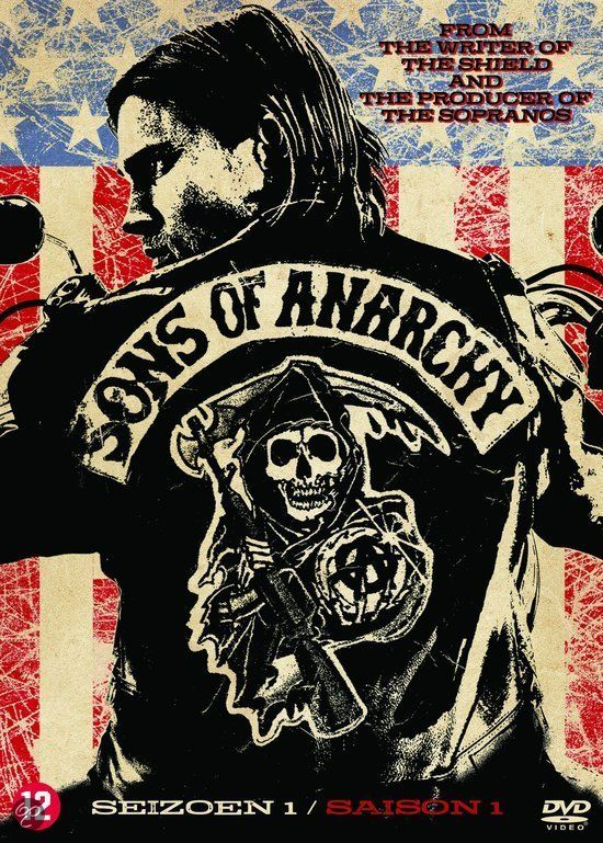 Sons Of Anarchy - DVDs for my biker Dad <3