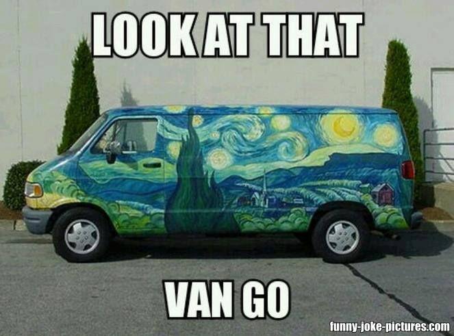 Funny Van Gogh Meme Picture