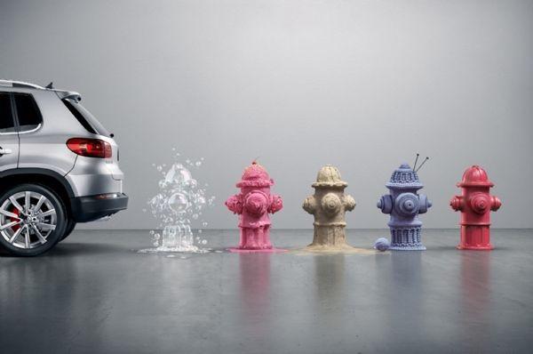 Hydrants - Volkswagen by Notan  Estúdio