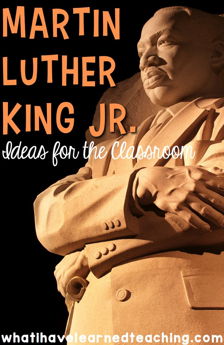 Bookmarks to color of dr king - Free Martin Luther King Jr Ideas For The Classroom
