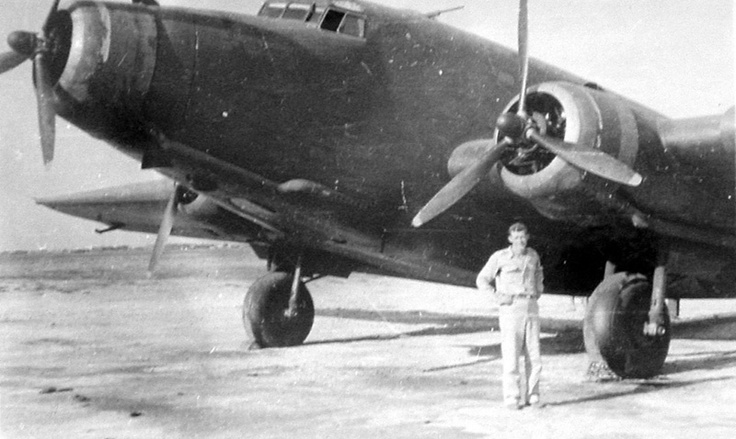 Savoia-Marchetti SM.79, Brindisi, Italy, between  19-21 September 1943